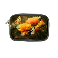 Flowers Butterfly Coin Purse by ADIStyle