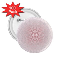Elegant Damask 2 25  Button (100 Pack) by ADIStyle