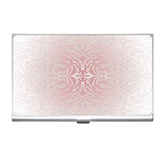 Elegant Damask Business Card Holder by ADIStyle