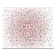 Elegant Damask Jigsaw Puzzle (rectangle) by ADIStyle