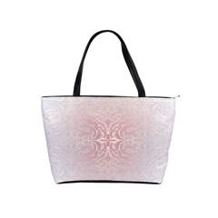Elegant Damask Large Shoulder Bag by ADIStyle