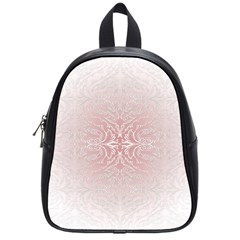 Elegant Damask School Bag (small) by ADIStyle