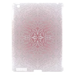 Elegant Damask Apple Ipad 3/4 Hardshell Case (compatible With Smart Cover) by ADIStyle