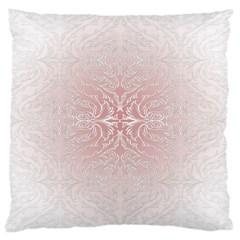 Elegant Damask Large Cushion Case (two Sides) by ADIStyle