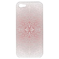 Elegant Damask Apple Iphone 5 Hardshell Case by ADIStyle