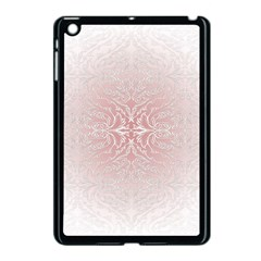Elegant Damask Apple Ipad Mini Case (black) by ADIStyle