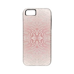 Elegant Damask Apple Iphone 5 Classic Hardshell Case (pc+silicone) by ADIStyle