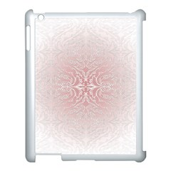 Elegant Damask Apple Ipad 3/4 Case (white)