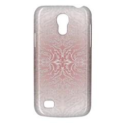 Elegant Damask Samsung Galaxy S4 Mini Hardshell Case  by ADIStyle