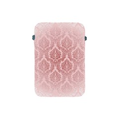 Luxury Pink Damask Apple Ipad Mini Protective Soft Case by ADIStyle