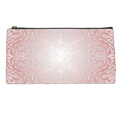 Pink Damask Pencil Case by ADIStyle