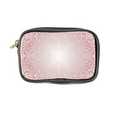Pink Damask Coin Purse by ADIStyle