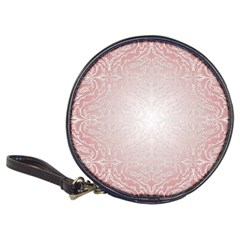 Pink Damask Cd Wallet by ADIStyle