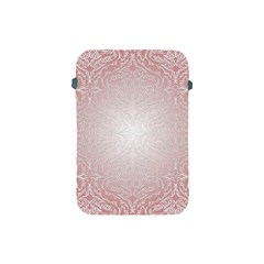 Pink Damask Apple iPad Mini Protective Soft Case