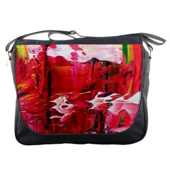 Decisions4 Messenger Bag by dawnsebaughinc