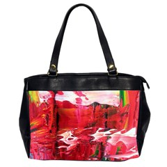 Decisions4 Oversize Office Handbag (two Sides) by dawnsebaughinc