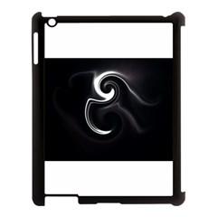 L199 Apple Ipad 3/4 Case (black) by gunnsphotoartplus