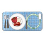 Let`s Lunch iPhone case - Apple Seamless iPhone 5 Case (Clear)