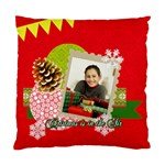 christmas - Standard Cushion Case (Two Sides)