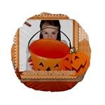 helloween - Standard 15  Premium Round Cushion