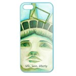 iPhone Liberty - Apple Seamless iPhone 5 Case (Color)