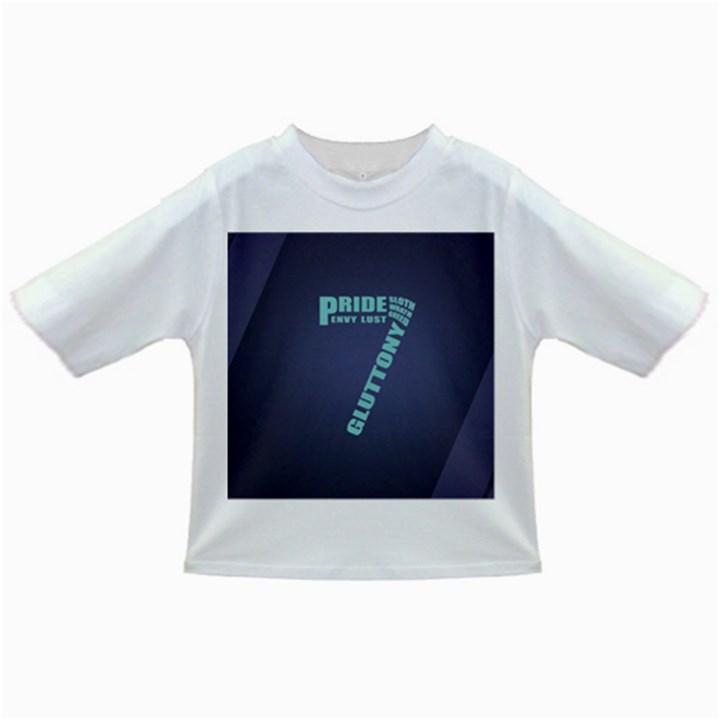 Seven Infant/Toddler T-Shirt
