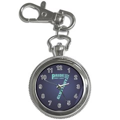 Seven Key Chain Watch by Rasterize