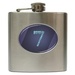 Seven Hip Flask (6 Oz) by Rasterize