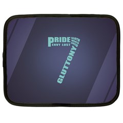 Seven Netbook Case (xl)