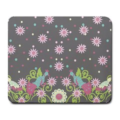 Extinct birds Large Mouse Pad (Rectangle) by Contest1702305
