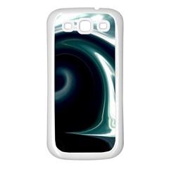 L205 Samsung Galaxy S3 Back Case (white)