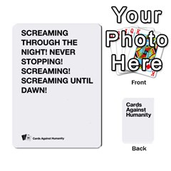 Cah White Cards 6 By Steven   Playing Cards 54 Designs   Aqs8dow35hir   Www Artscow Com Front - Club3