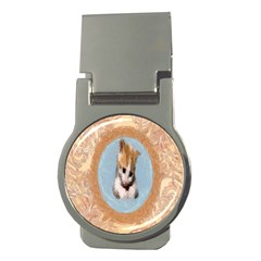 Arn t I Adorable? Money Clip (round) by mysticalimages