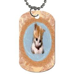 Arn t I Adorable? Dog Tag (one Sided) by mysticalimages