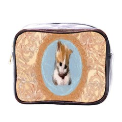 Arn t I Adorable? Mini Travel Toiletry Bag (one Side) by mysticalimages