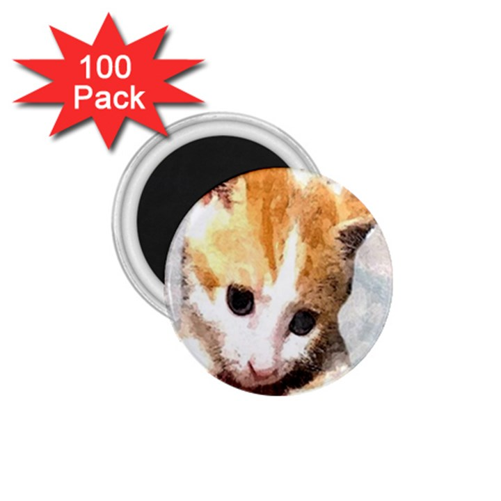 Sweet Face :) 1.75  Button Magnet (100 pack)