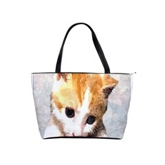 Sweet Face :) Large Shoulder Bag by mysticalimages