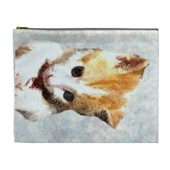 Sweet Face :) Cosmetic Bag (xl) by mysticalimages