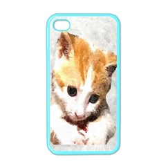 Sweet Face :) Apple Iphone 4 Case (color) by mysticalimages
