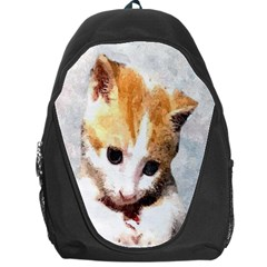 Sweet Face :) Backpack Bag by mysticalimages