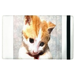 Sweet Face :) Apple Ipad 2 Flip Case by mysticalimages