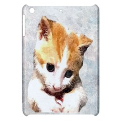 Sweet Face :) Apple Ipad Mini Hardshell Case by mysticalimages