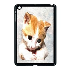 Sweet Face :) Apple Ipad Mini Case (black) by mysticalimages