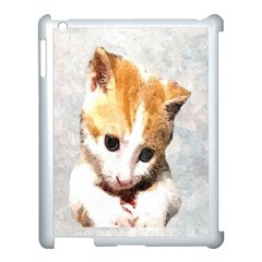Sweet Face :) Apple Ipad 3/4 Case (white) by mysticalimages