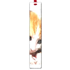 Sweet Face :) Large Bookmark by mysticalimages