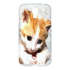 Sweet Face :) Samsung Galaxy S4 I9500 Hardshell Case by mysticalimages
