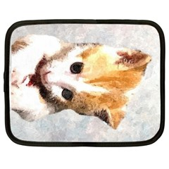Sweet Face ;) Netbook Case (xxl)