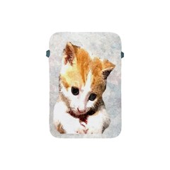 Sweet Face ;) Apple Ipad Mini Protective Soft Case by mysticalimages