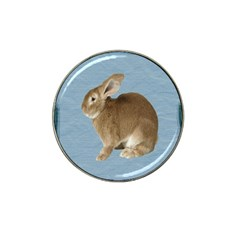 Cute Bunny Golf Ball Marker 10 Pack (for Hat Clip) by mysticalimages