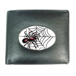 Spider in web Wallet